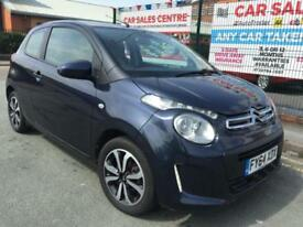 CITROEN C1 1.0 VTi 2014/64 FEEL 3DR **1 OWNER **FREE ROAD TAX **TOUCH SCREEN