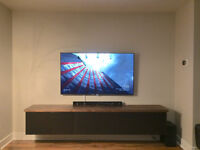 TV WALL MOUNTING SERVICE - 647-839-5215