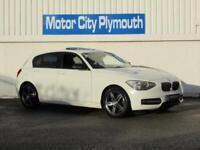 2012 BMW 1 SERIES 118D SPORT HATCHBACK DIESEL