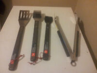 Tera Gear BBQ Utensils