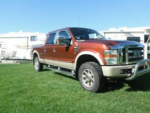 2008 Ford F-250 Diesel King Ranch