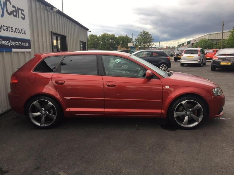 2007 audi a3 2 0 tdi s line sportback s tronic 5dr in middlesbrough north yorkshire gumtree. Black Bedroom Furniture Sets. Home Design Ideas