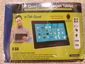 """Android 7"""" Tablet Quad core 8GB"""