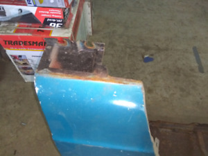 69 Plymouth Satellite Front Fender