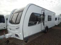 2013 COACHMAN VIP 560/4 TOP OF THE RANGE FIXED BED 4 BERTH