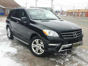 2012 Mercedes-Benz M-Class SUV, Crossover, Bluetec