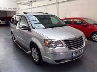 Chrysler Grand Voyager 7 Seater 29,000 miles