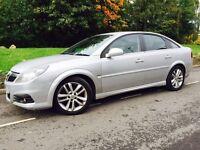 2009 Vauxhall Vectra Sri 1.9 Cdti 150 bhp 6 speed 5 door hatchback # 2 owners # s/history
