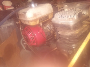 Honda air compressor 250 obo works