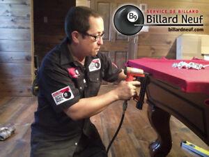 BILLARD9 transport de table de billard snooker billard  Pool