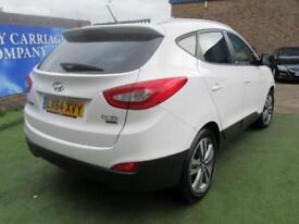 2014 Hyundai ix35 1.7 CRDi Go! SUV 5dr