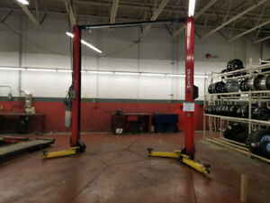 *** Commercial  2 POST HOISTS all certified ***