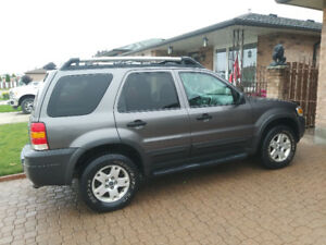 2005 Ford Escape - Good Condition and Runs Good