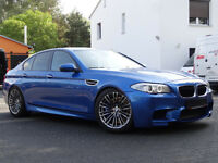 BMW M5 M-DRIVERS Pack 360°Kamera HEAD-UP Elek.Glasd.