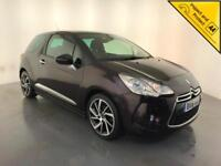 2016 DS DS3 DSTYLE NAV BLUE HDI DIESEL 1 OWNER SERVICE HISTORY FINANCE PX