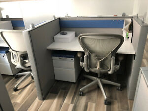 WORKSTATION/CUBICLES/Aeron/Zody TASK CHAIRS