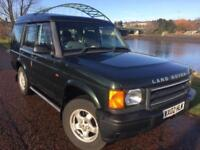 2002 LAND ROVER DISCOVERY 2.5 TD5 E 5D 137 BHP DIESEL