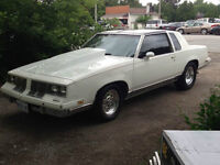 1982 Oldsmobile Cutlass - Sell or Trade?