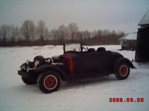 rat rod roadster ford 1932