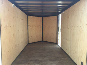 6' x 12' V-Nose Cargo Trailer • 3 Year Warranty • Made in Canada Kitchener / Waterloo Kitchener Area image 9