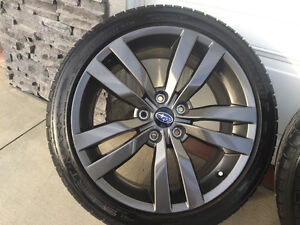 Factory WRX Tires and Rims