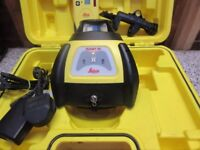 !!LEICA RUGBY 50 Self Levelling Laser Level with Rod Eye in Excellent Condition!!