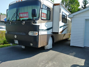 New Price: $39000. Diesel Holiday Rambler Endeavor 38ft Ad2.