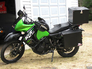 Motorcycle Boxes (Aluminum)