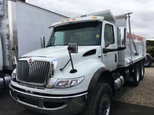 2019 International HV607 6x4, New Gravel Truck