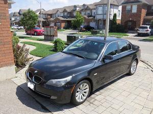 2008 BMW 5-Series 528i Sedan