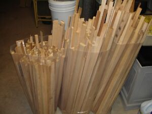 Bag of Seasoned Kilned Dried Maple - REDUCED PRICE