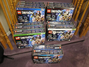LEGO Dimensions Starter Packs and Fun Packs - on Choice Kitchener / Waterloo Kitchener Area image 10