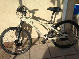 Mongoose fireball mountain jump bike
