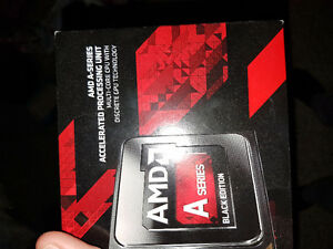 A10 7870k APU for sale