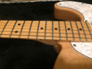 usa  Fenders Telecaster 2002. Fabulous Condition