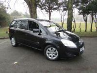 Vauxhall Zafira 1.9CDTi Elite***7 Seater***Fully Loaded**Top Of the Range**PSH
