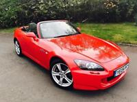 2009 Honda S2000 2.0 i-VTEC Roadster Convertible 2dr Petrol Manual (237