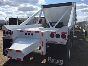 Castleton Cross Clam Gravel Trailer Edmonton Edmonton Area image 2