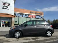 2014 Toyota Yaris  CD/MP3/BLUETOOTH, KEYLESS ENTRY, EASY FINANCI