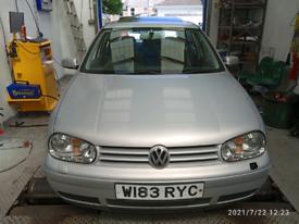 Volkswagen GOLF4 Hatchback, 2L, Manual, 62000 miles ORIGINAL!! Must Se