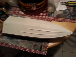 Udi 25 in rc boat for sale