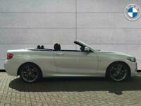 2019 BMW 2 Series 218i M Sport Convertible Convertible Petrol Automatic