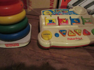 Fisher Price Stacking ring Rock a Stack, Playschooll Form Fiter