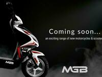 2021 MGB R8 50cc Automatic Learner Legal Scooter FOR UNDER £2000