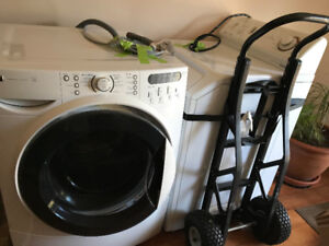 Kenmore Elite washer and Maytag Neptune elecric dryer/white
