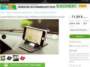 Support pour téléphone Saguenay Saguenay-Lac-Saint-Jean image 2