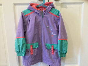 Girls spring jackets     6-7 years