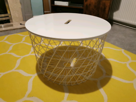 IKEA Wire Basket Table FREE