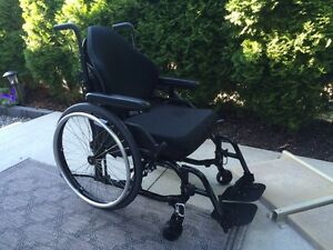 Motion Composites Helio A7 wheelchair