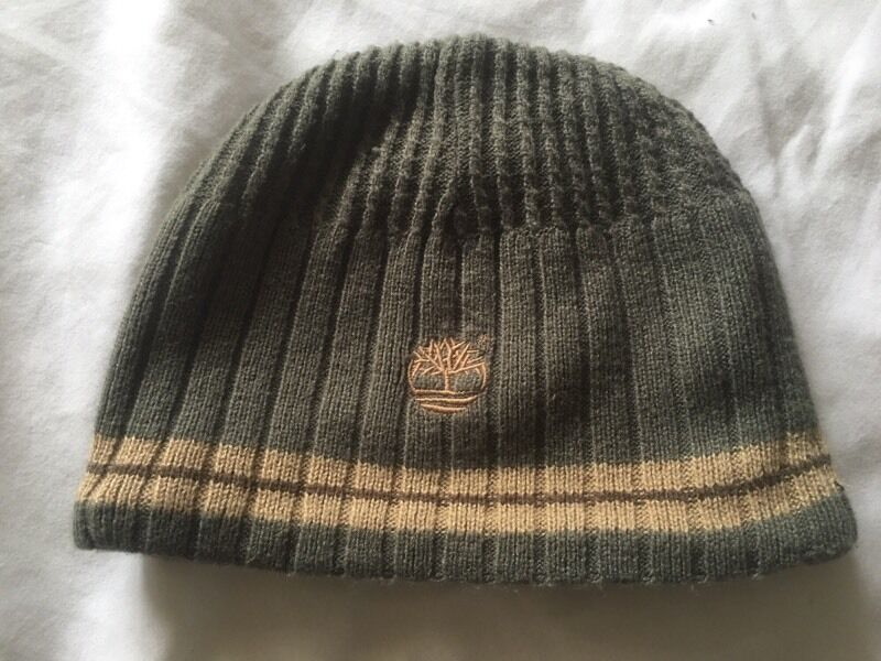 a92863ee7b346 Timberland Reversible Beanie Hat